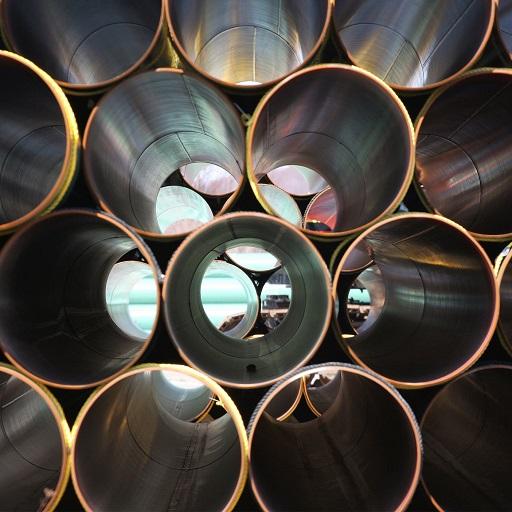 انواع فولاد در ساخت لوله فلزی